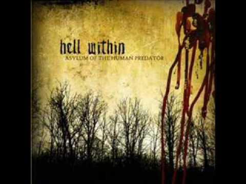 Bleeding Me Black de Hell Within Letra y Video