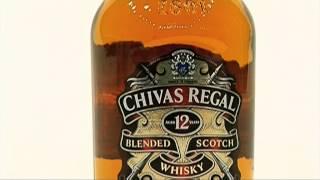 Chivas Regal 12 Years Scotch