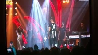 Anitta e Léo Santana no Multi Show Ao Vivo