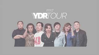 2017 YDR Tour at Myth