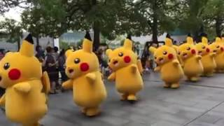 Pokemon Go Japan Pikachu Festival 2016
