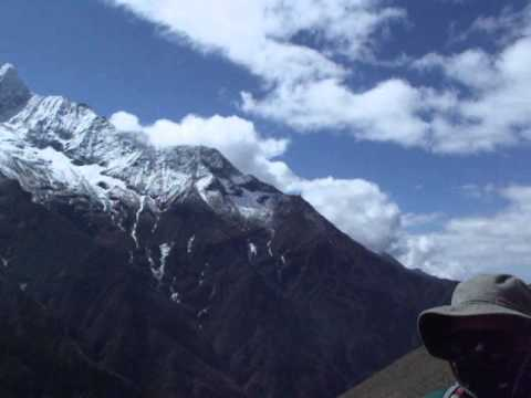 Everest Trek –  Nepal –  Typical trails