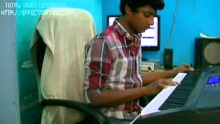 kangal irandal song on piano