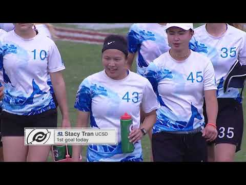 Video Thumbnail: 2019 College Championships, Women's Final: UC-San Diego vs. Dartmouth
