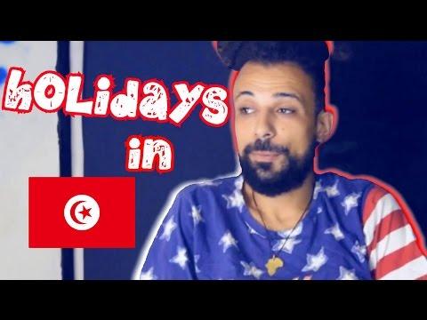 العطلة في تونس -  مشاركة محمد العياري 9alaza في مسابقة اليوتيوبرز (3) vacance en tunisie