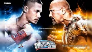 2012 WWE Wrestlemania 28 1st Theme Song -.sonu jabbowal