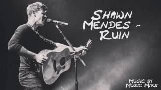 Ruin - Shawn Mendes. Acoustic Karaoke
