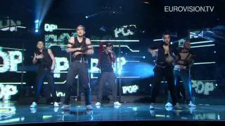 Eric Saade - Popular (Sweden) - Preview Video - 2011 Eurovision Song Contest