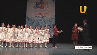 Детская студия ансамбля танца «Тангаур» покоряет новые вершины