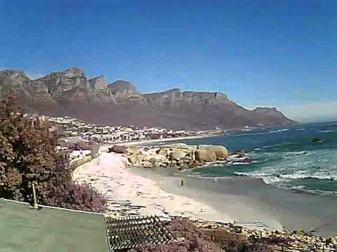 Timelapse Video – Glen Beach & Camps Bay – 27/06/2011