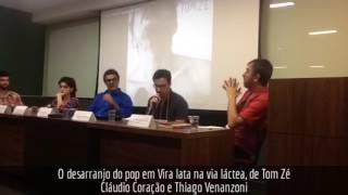 O desarranjo do pop em Vira lata na via láctea, de Tom Zé