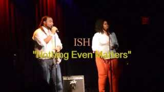 "Lauryn Hill and D'Angelo ""Nothing Even Matters"" Live Cover 