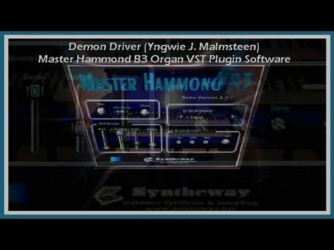 master hammond b3 vsti 2.2.1.0