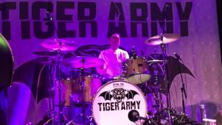 Tiger Army - Knife's Edge, Live at the Waiting Room Lounge, Omaha, NE (6/17/2016)