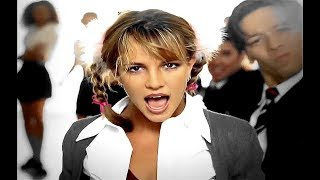 Baby One More Time  (MTV VMA 1999 video studio version) Britney Spears