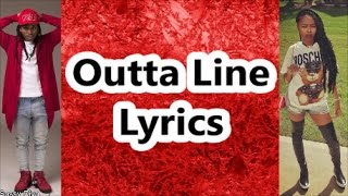 Jacquees Ft Tink - Outta Line (Lyrics)