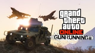 GTA Online: Gunrunning Trailer [Fan-Made]