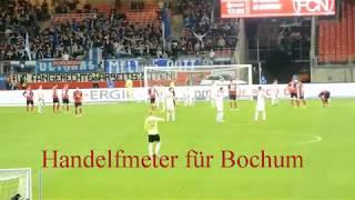 Kurioser Elfmeter für Bochum zum Nulleins