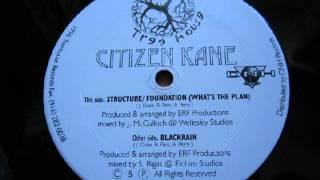 Citizen Kane - BlackRain (Instrumental) (1996)