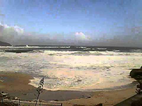 Timelapse Video – Glen Beach – 30/05/2011