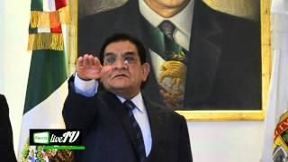 Cesan a otro funcionario por fuga de El Chapo / Corte informativo 18 hrs 150715