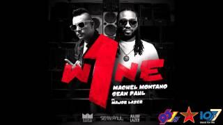 Soca 2015 - Machel Montano & Sean Paul feat. Major Lazer- One Wine