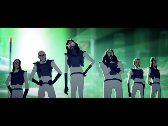 Videoclip Corizonas ''Nueva dimensión vital''.
