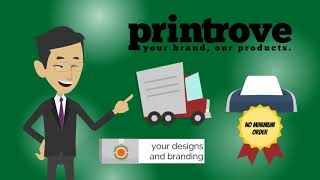 Printrove | Intro to print-on-demand drop shipping