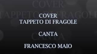 FRANCESCO MAIO (COVER TAPPETO DI FRAGOLE - Modà)