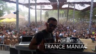 Pop Art - Trance Maniac (Equilibrio Party Brazil)