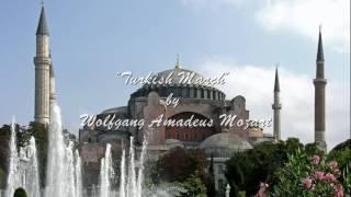"Mozart - ""Turkish March"" (HD)   Rondo Alla Turca   Free Classical Music"