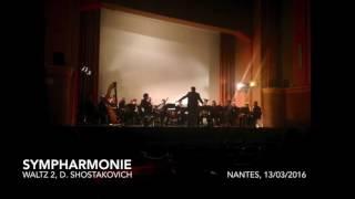 Dmitri Shostakovich - Waltz 2 (Sympharmonie Live Audio)