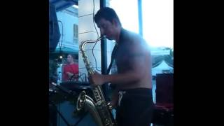 giammy sax live chillout