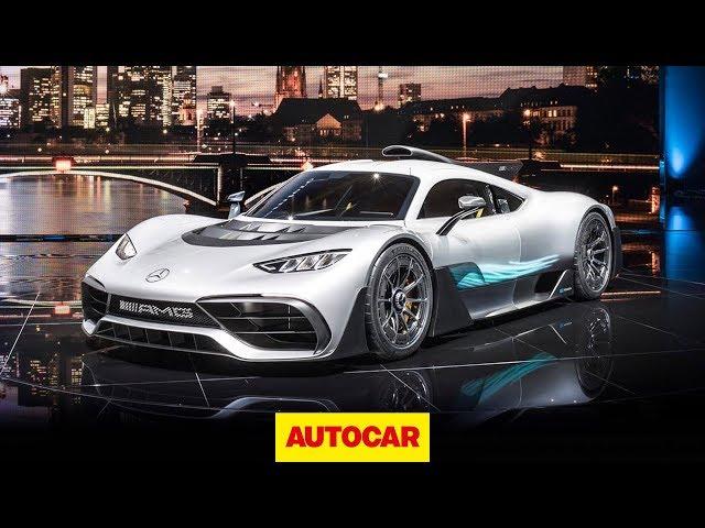 1000bhp Mercedes-AMG Project One | Frankfurt Motor Show 2017 | Autocar