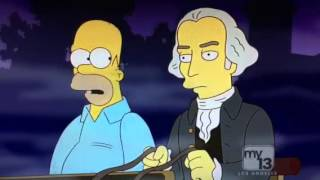 Homer & James Madison
