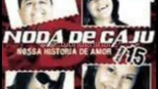 NODA DE CAJU CONVITE DE CASAMENTO
