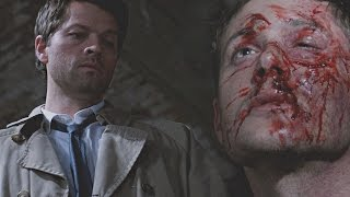 Dean & Cas I Weight of my mistakes