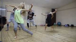 COLORS ballet - James Bond rehearsal