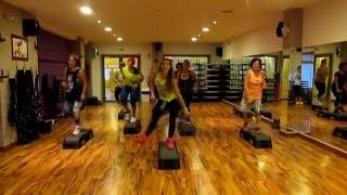 Zumba Step® By Claudia   'Come Back To Me'   Mega Mix 51 Periko