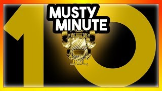 Musty Minute #10