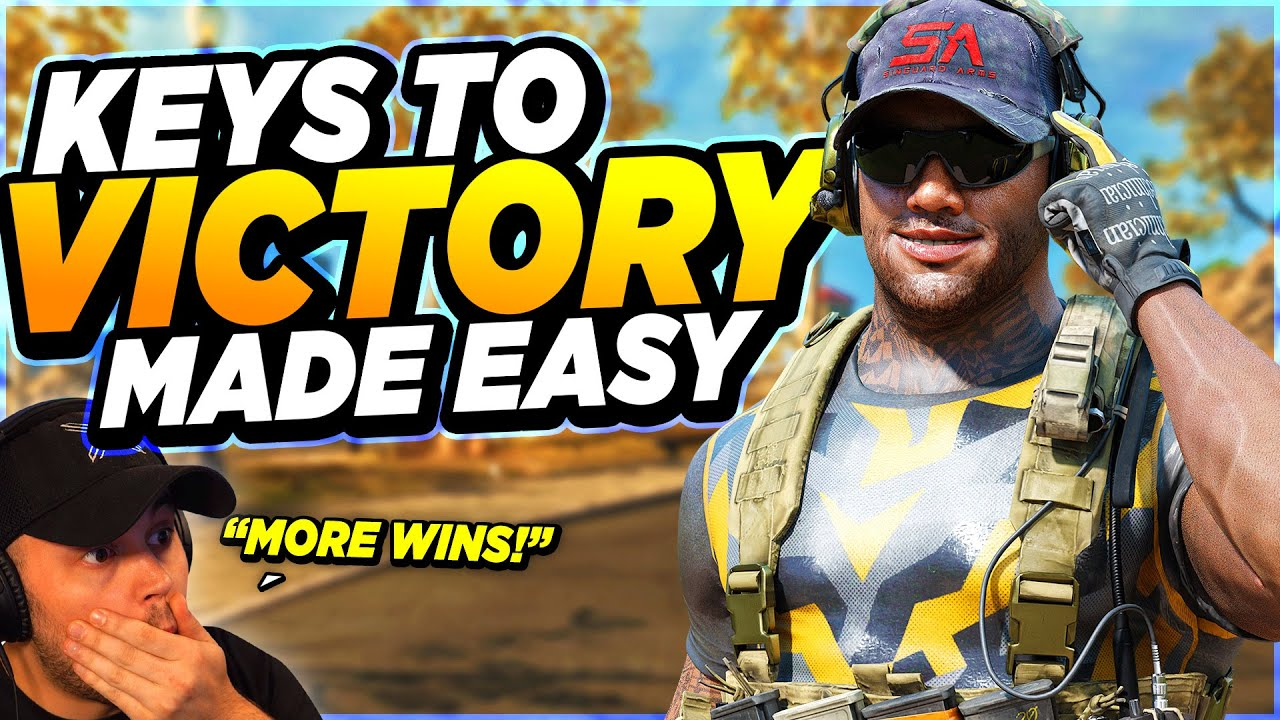 Expel - How to WIN WARZONE SOLOS with EASE! - Every Time! (Best Tips & Tricks)