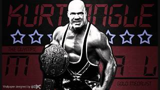 """WWE Kurt Angle Theme """"Medal"""" (With You Suck! Chants) with Arena Effects"""