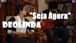 Deolinda - Seja Agora (Mari & Bernardo Cover PT-BR)