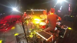 "Robert Markiewicz-Drum Solo ""ORGANEK"" Męskie Granie 2016"