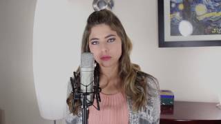 The Weeknd- I Feel It Coming ft. Daft Punk (cover by Ella Poletti and lyrics)