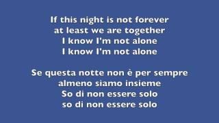 Alan Walker - Alone (Testo+Traduzione ITA)