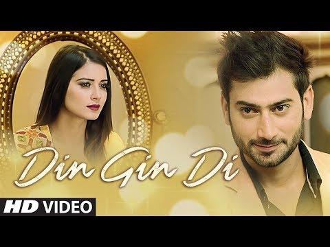 DIN GIN DI LYRICS - Vikas Maan | Sunny Vik (Punjabi Song)