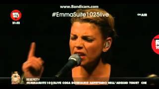 Emma Marrone - Per Questo Paese (Live @Rtl102.5)