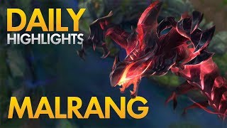 EEW MALRANG - New Rek'Sai Jungle - Daily Highlights