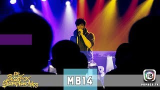 MB14 - Imagine Dragons - Believer Cover | Live at 2017 UK Beatbox Championships